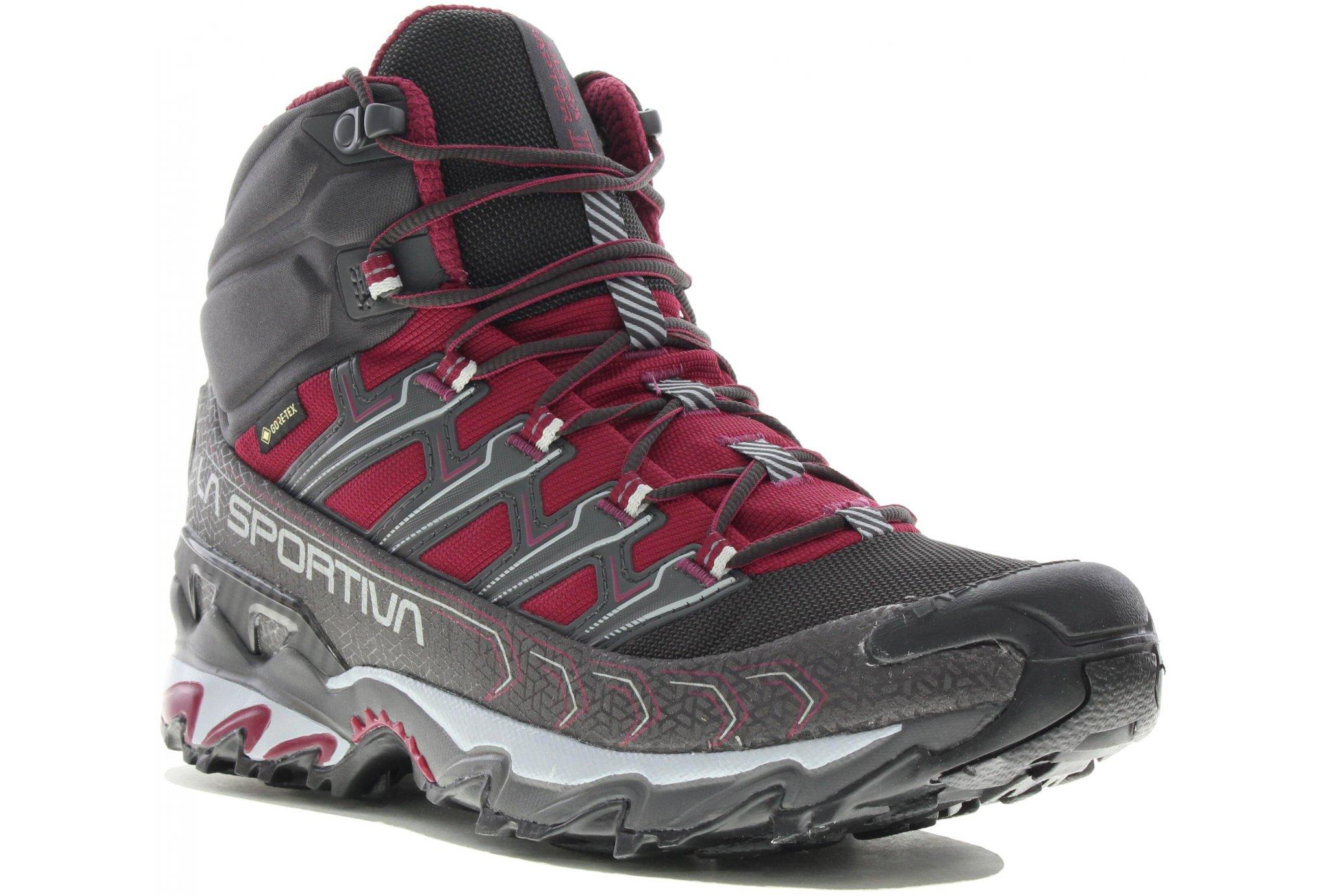 La Sportiva Ultra Raptor II Mid Gore-Tex W Chaussures running femme