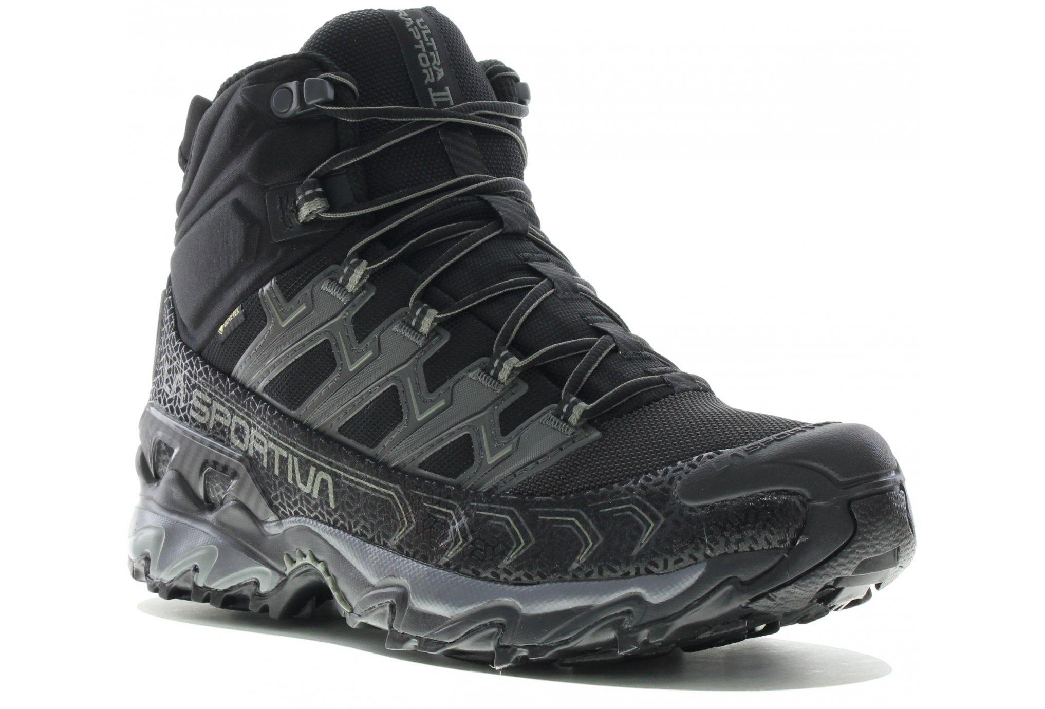La Sportiva Ultra Raptor II Mid Gore-Tex Wide M Chaussures homme