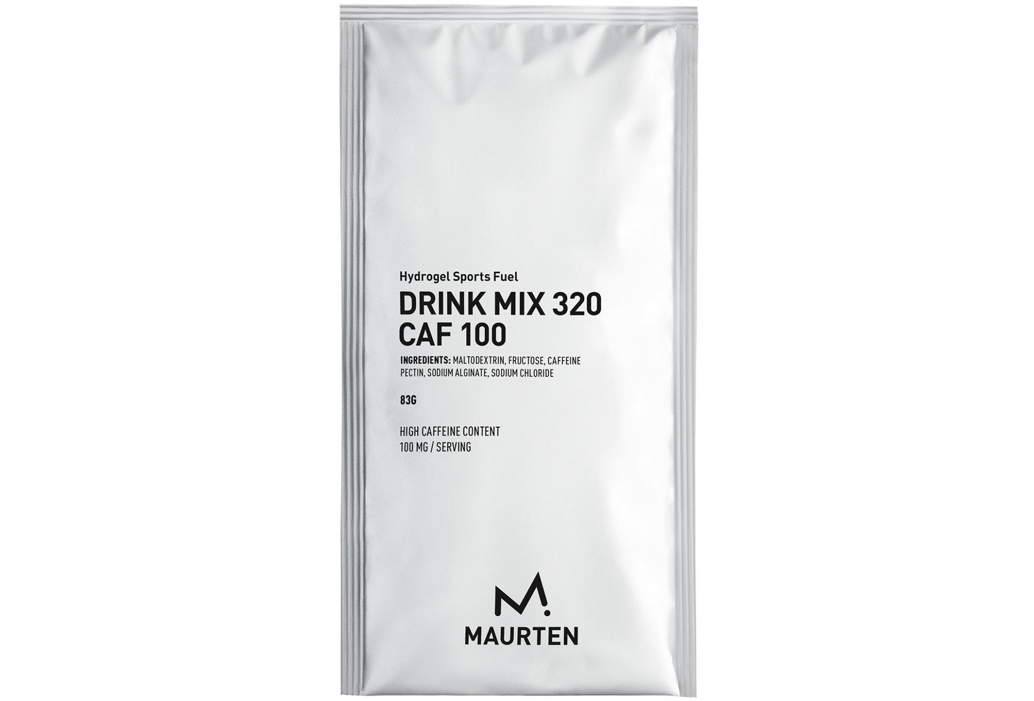 Maurten Drink Mix 320 CAF 100 Diététique Packs