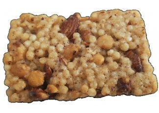 MelTonic Barra de Cereales Bio - Miel Nueces
