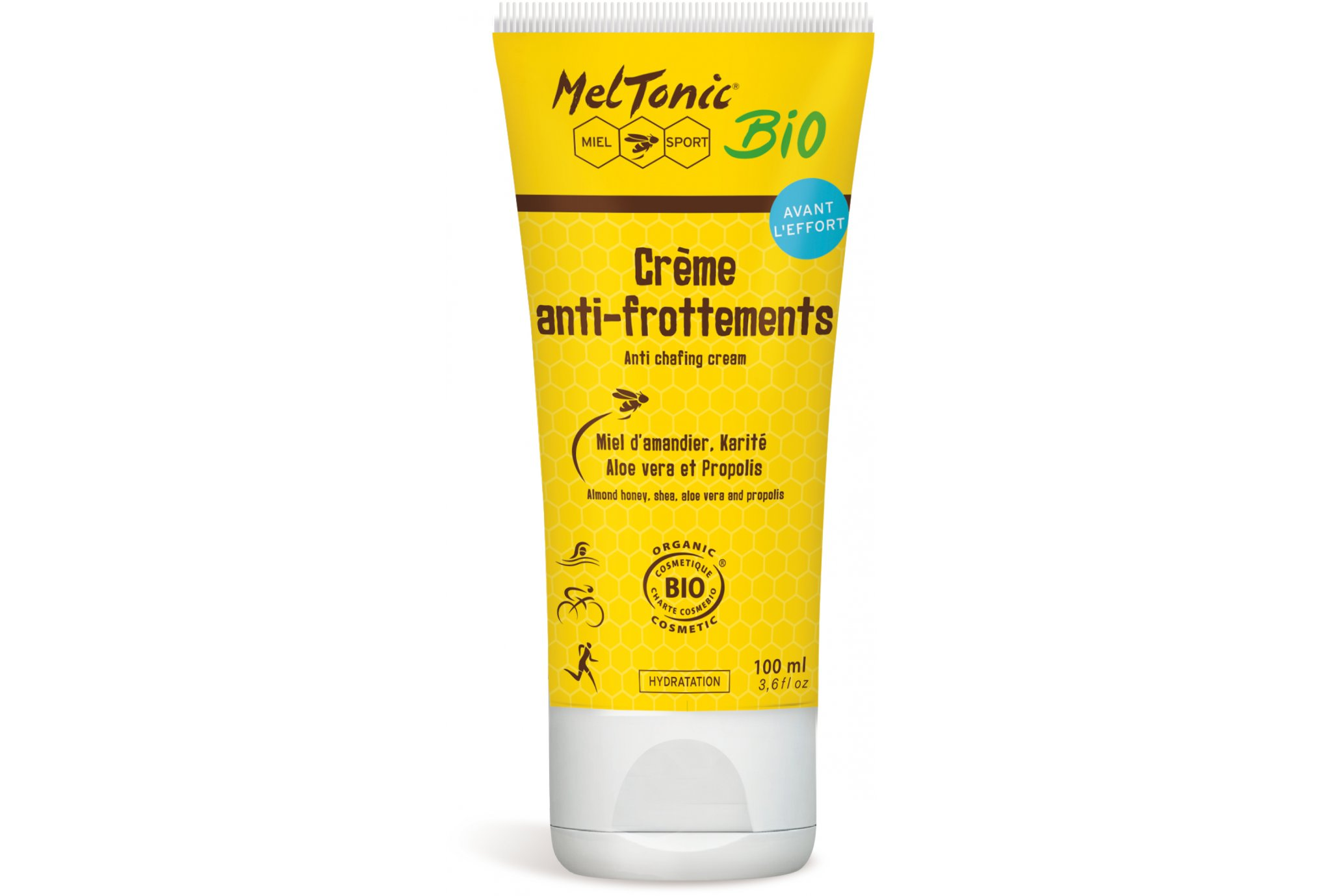 Meltonic Crème anti-Frottement bio protection musculaire & articulaire