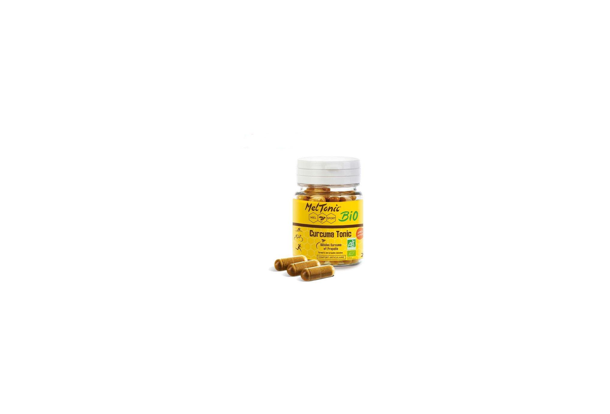 MelTonic Curcuma Tonic Bio Diététique Compléments