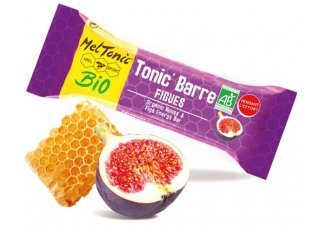 MelTonic Caja de barritas energéticas Tonic' Barre Bio-Miel e higos