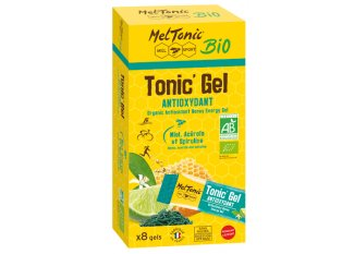 MelTonic caja geles Tonic'Gel Antioxydant Bio