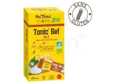 MelTonic Etui Tonic'Gel Salé BIO - Miel Fleur de sel Gelée royale
