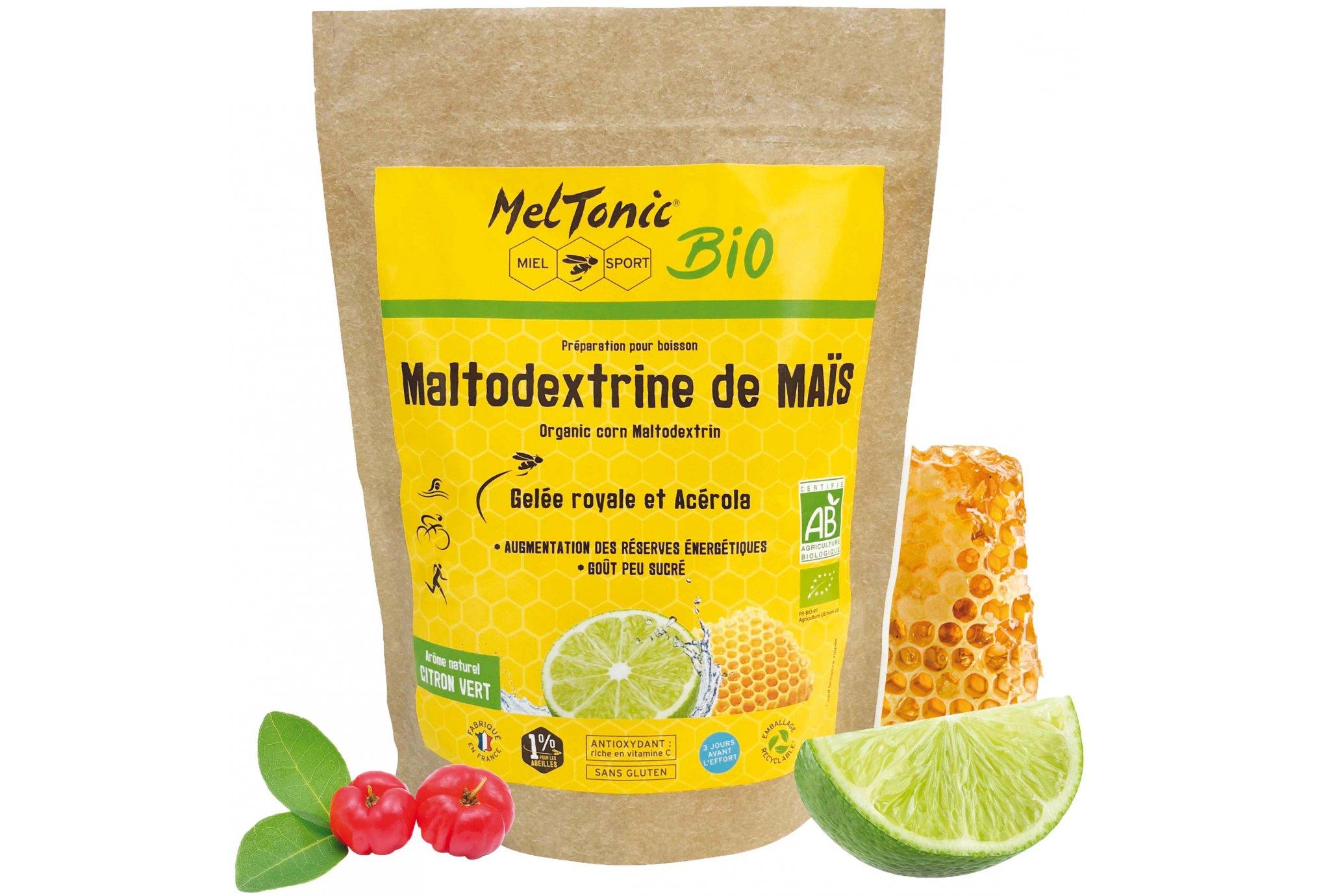 MelTonic Maltodextrine de maïs Bio - Citron vert Diététique Boissons