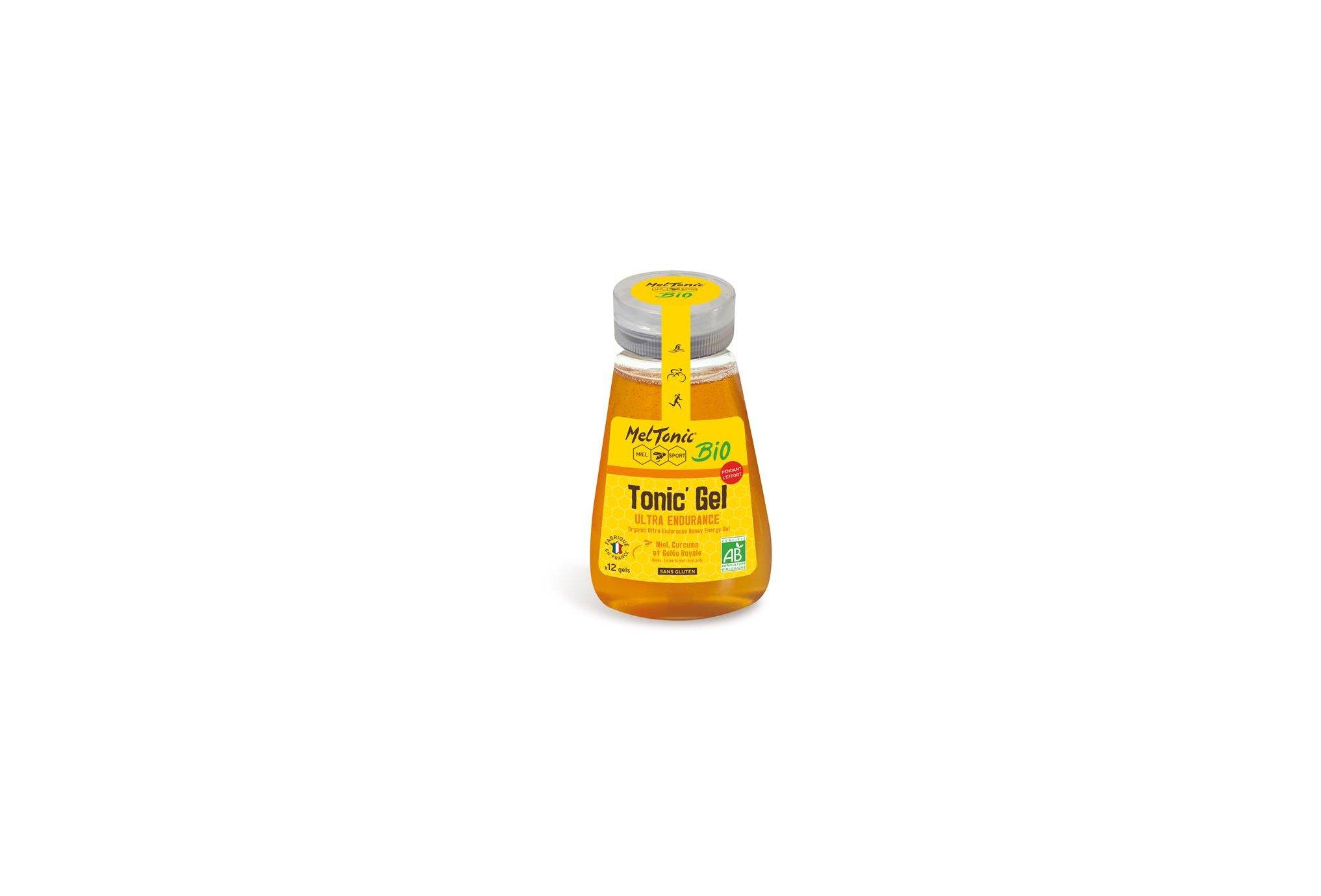 MelTonic Recharge Eco Tonic'Gel Ultra Endurance Bio Diététique Gels