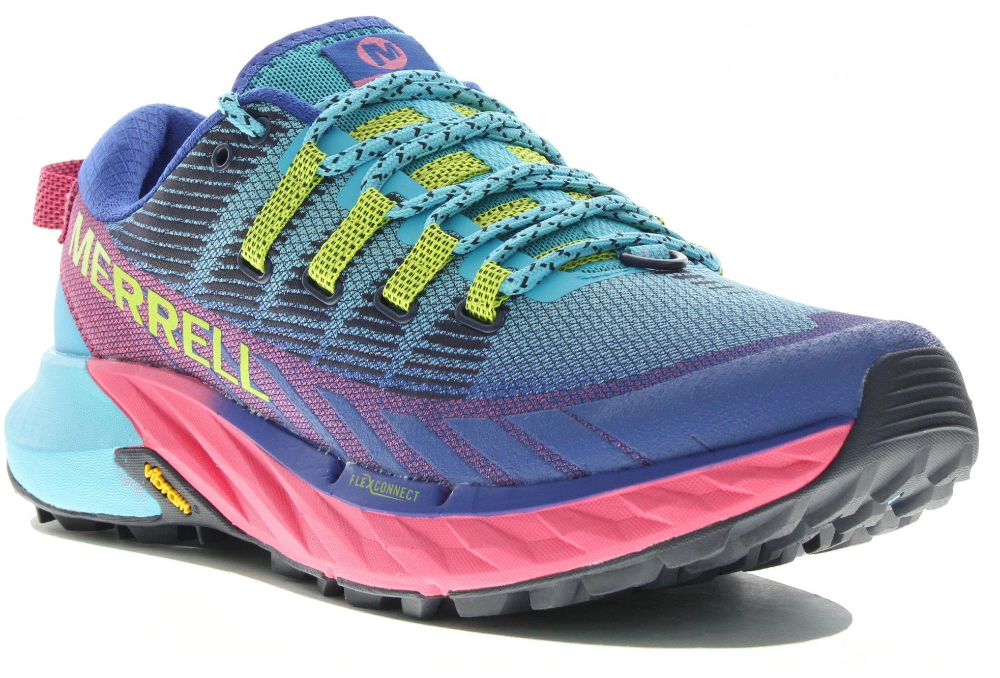 Merrell Agility Peak 4 W Chaussures running femme