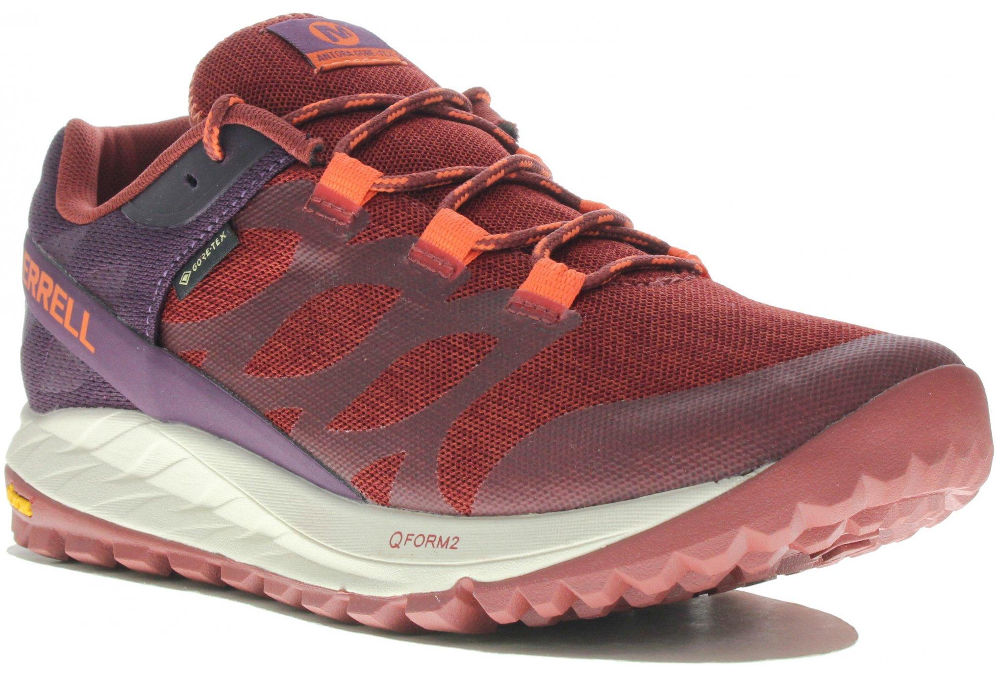 Merrell Antora Gore-Tex Chaussures running femme