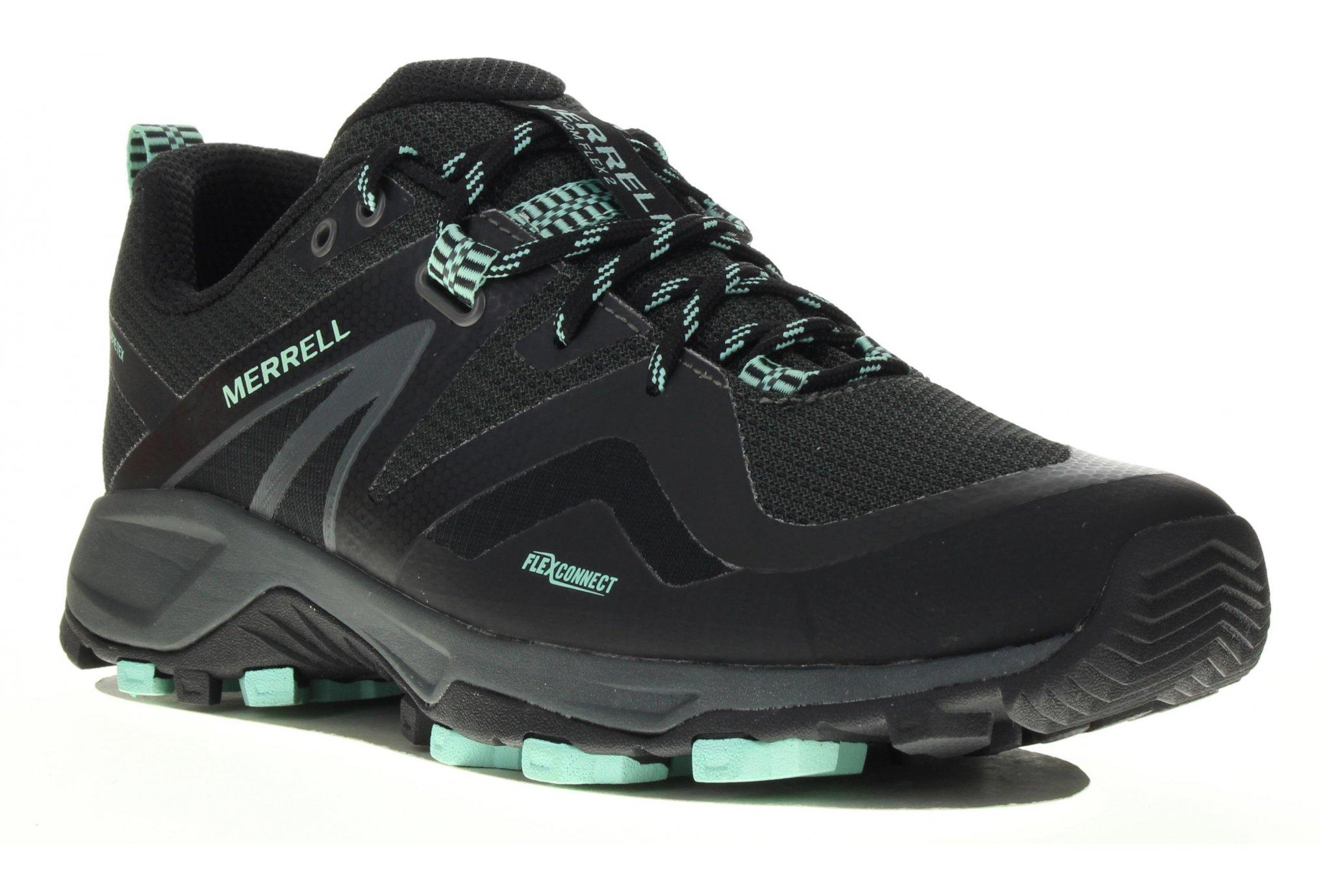 Merrell MQM Flex 2 Gore-Tex Chaussures running femme