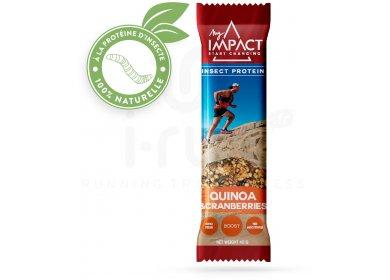 Micronutris - My Impact My Impact - Barre aux insectes / Quinoa et Cranberry