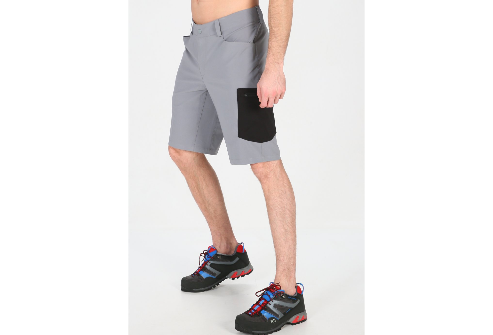 Millet Wanaka Stretch M vêtement running homme