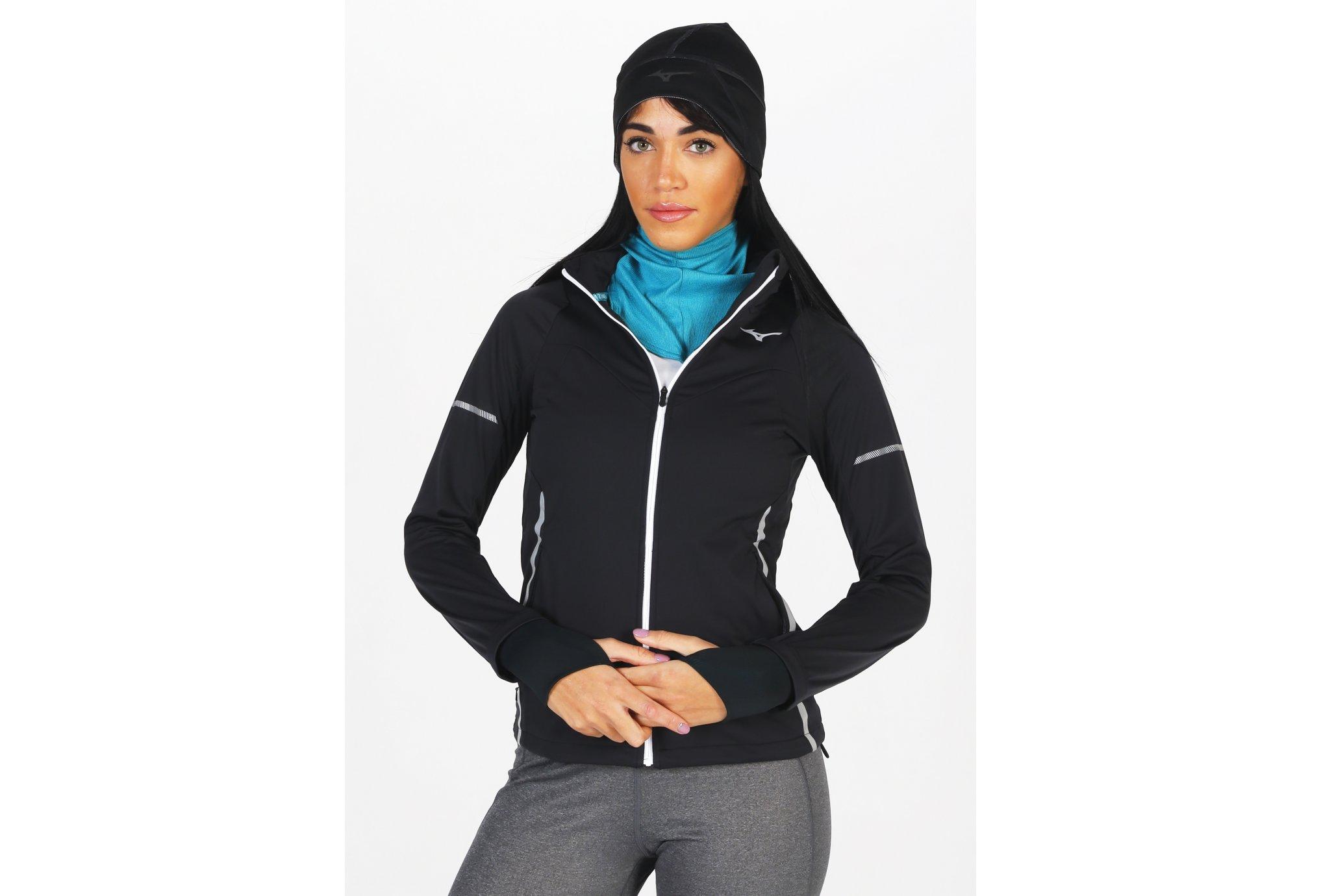 Mizuno Hineri BT Softshell W vêtement running femme
