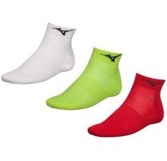 Mizuno Pack 3 paires DryLite Training Mid