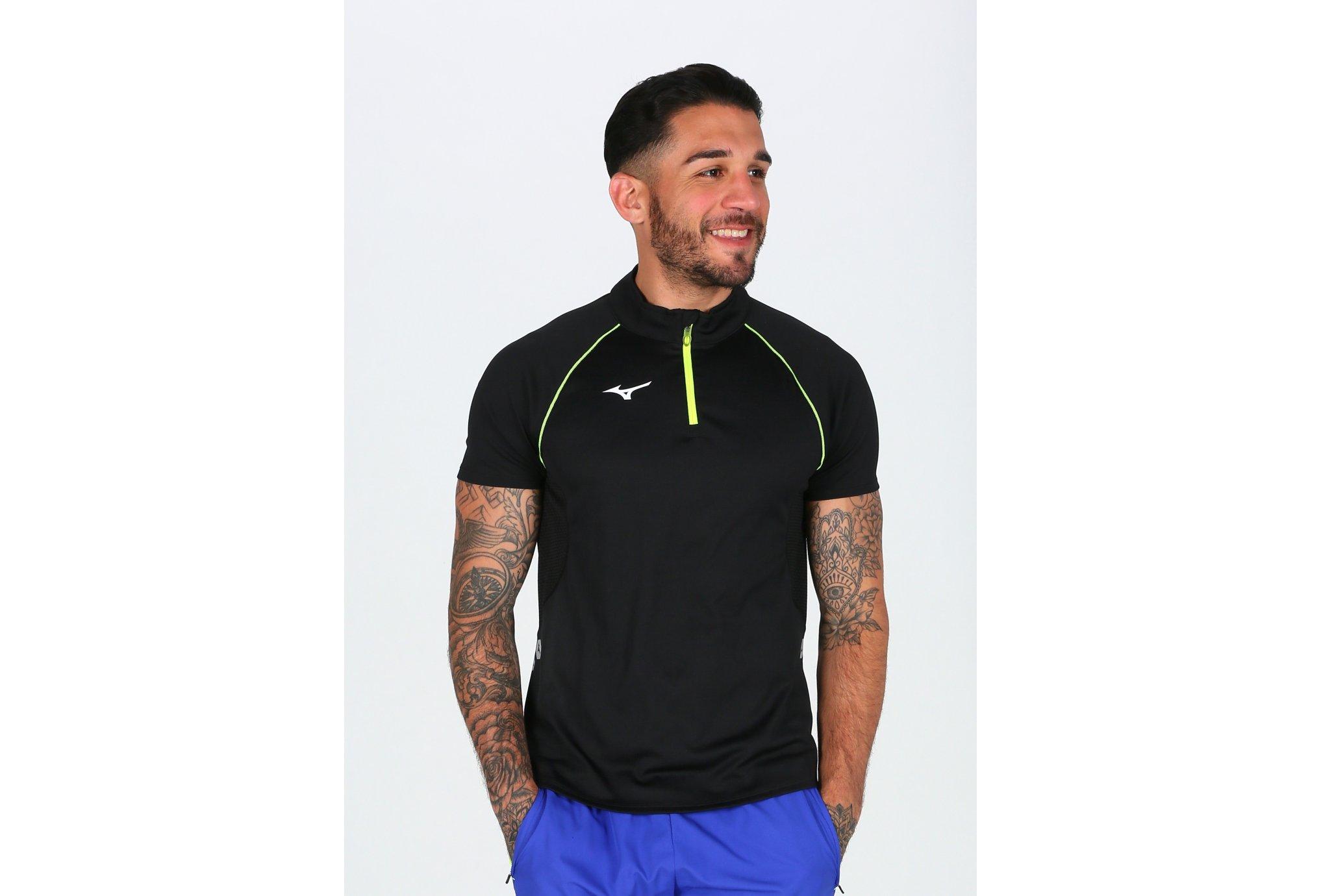 Mizuno Premium HZ M vêtement running homme