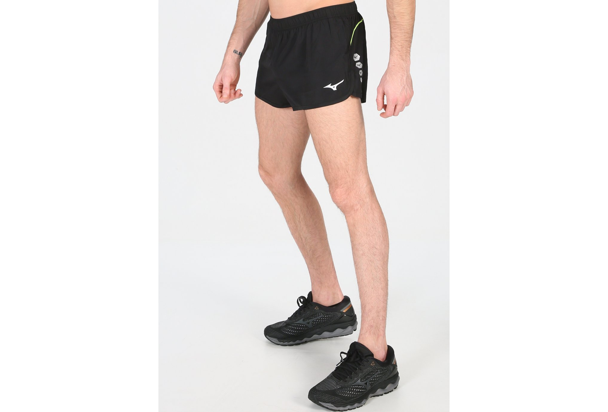 Mizuno Premium Split M vêtement running homme