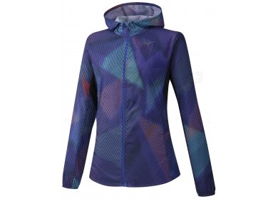Mizuno Printed Hooded W