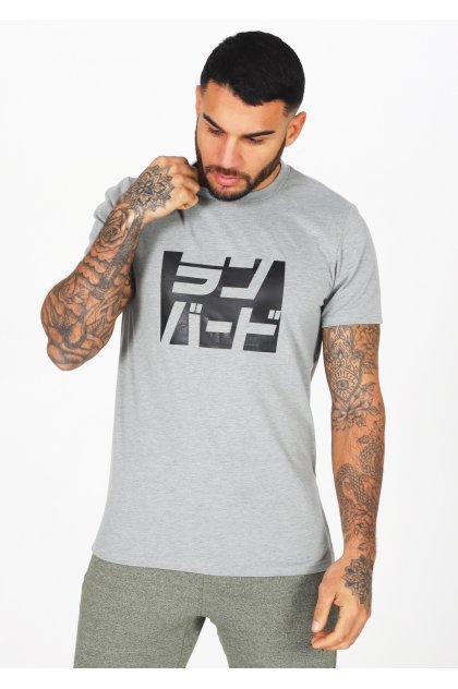 Mizuno camiseta manga corta Runbird