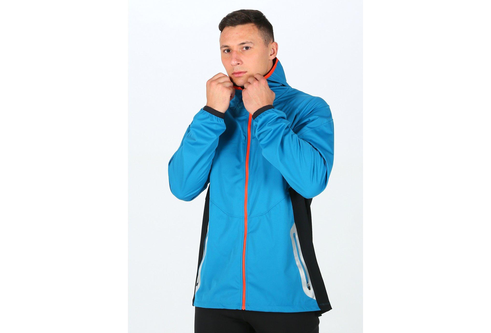 Mizuno Static BT Softshell M vêtement running homme
