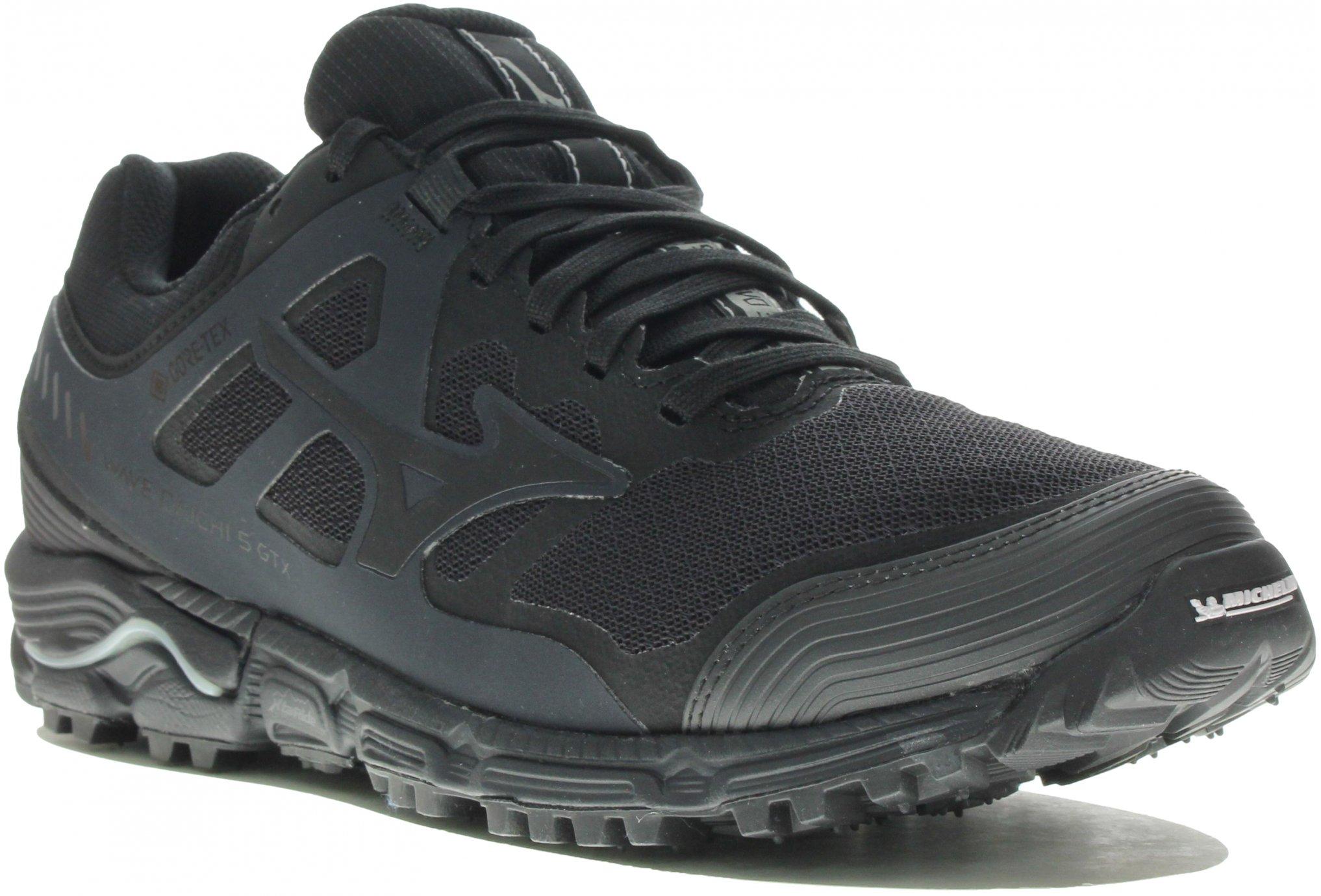 Mizuno Wave Daichi 5 Gore-Tex Chaussures homme