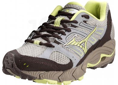 Chaussures Running Mizuno W Hood Wave Mont Femme 2 Pas Cher qRA8x