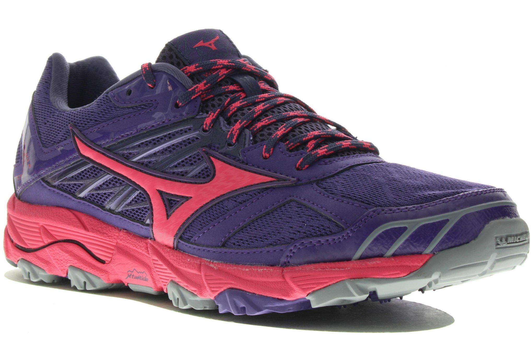 Mizuno Wave Mujin 4 Chaussures running femme
