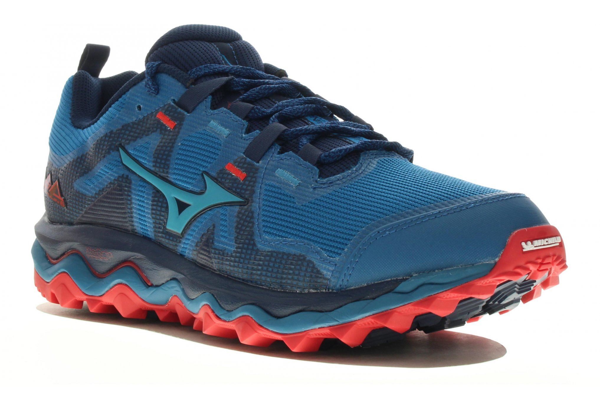 Mizuno Wave Mujin 6 Chaussures homme