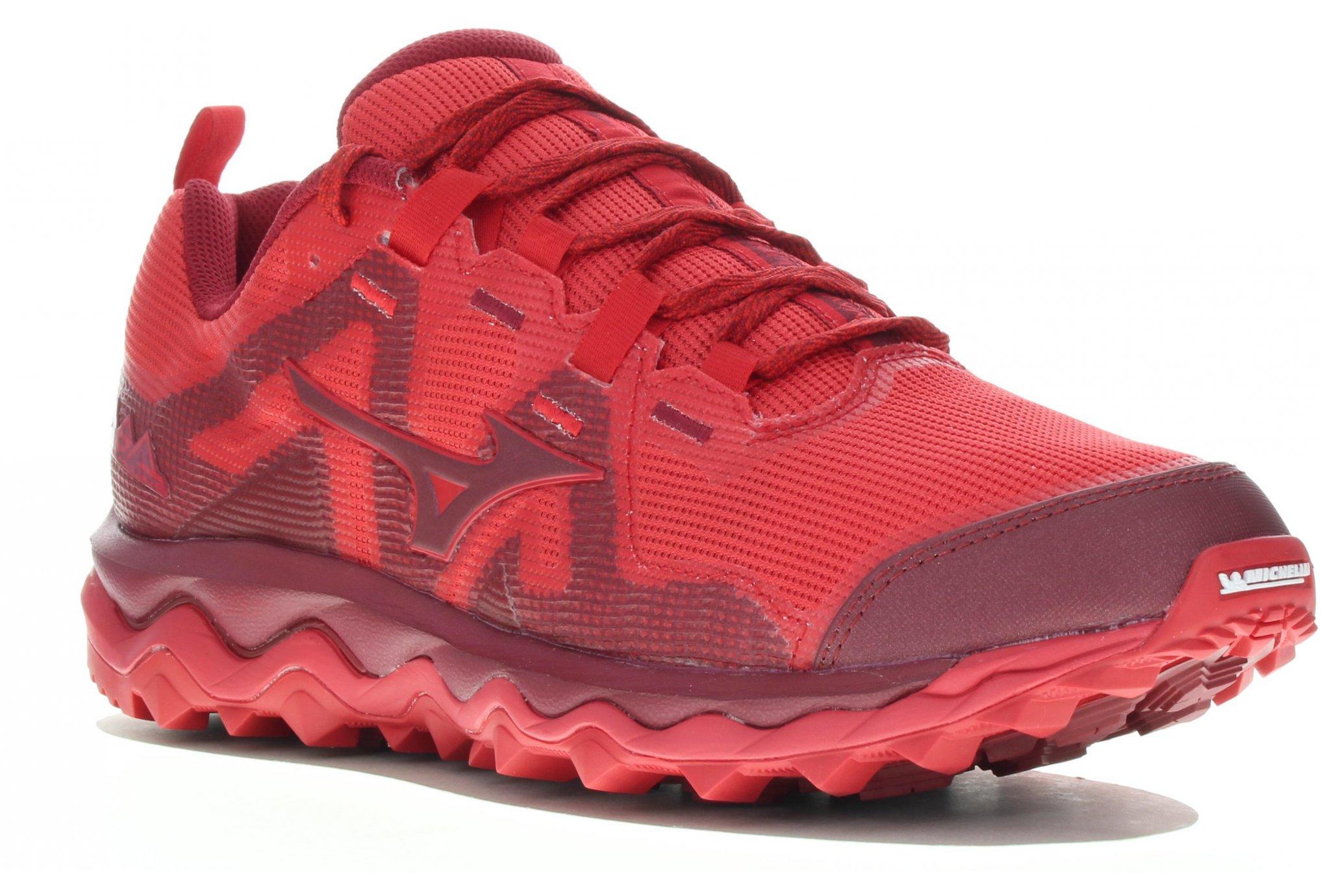 Mizuno Wave Mujin 6 M Chaussures homme