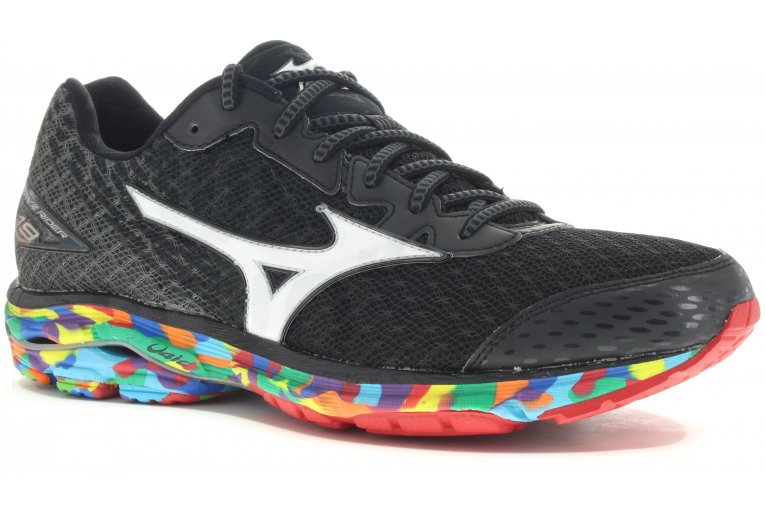 mizuno wave rider 19 osaka opinion