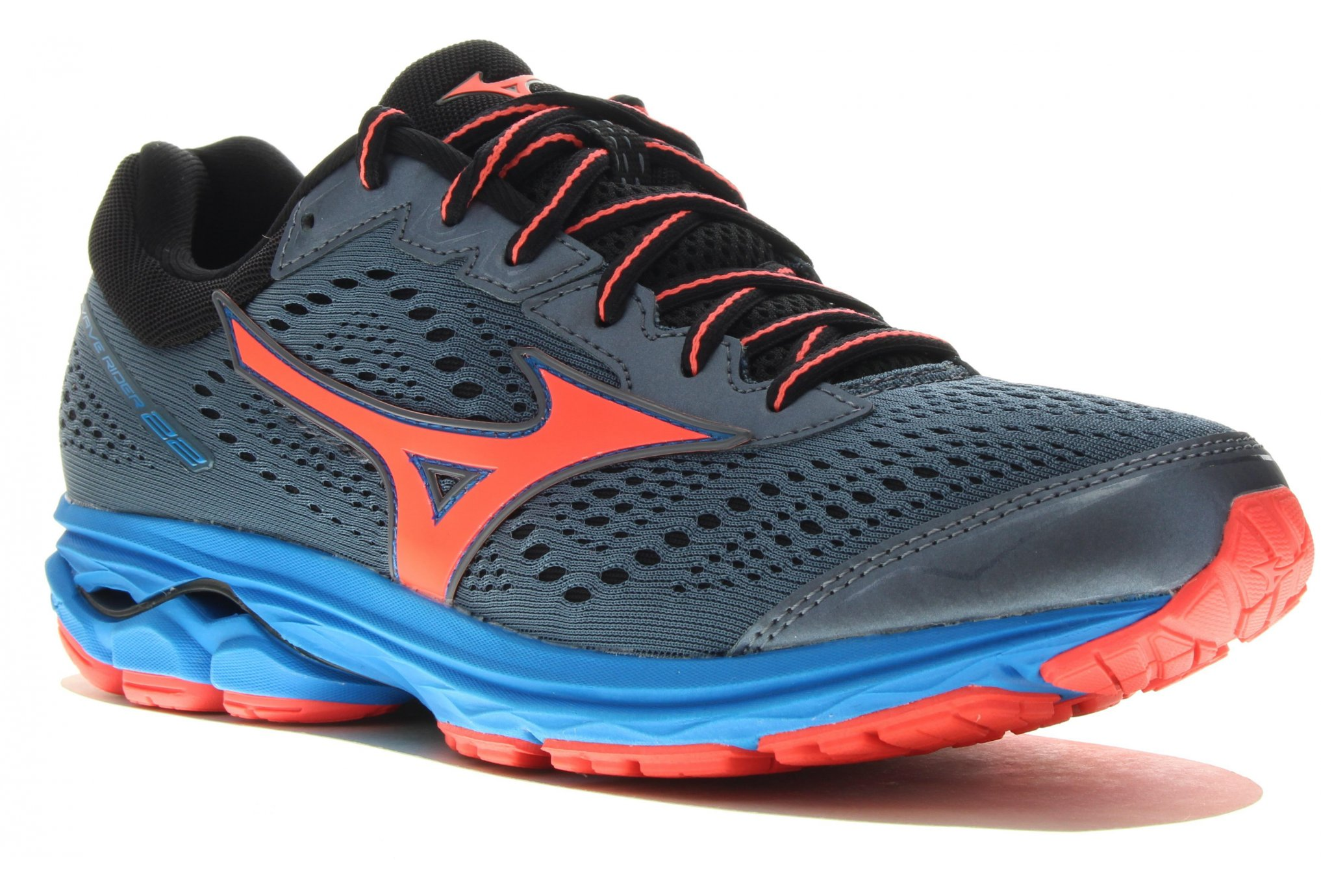 Mizuno Wave Rider 22 déstockage running