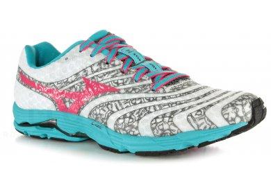 3de9e830a7a147 Mizuno Wave Sayonara 2 W pas cher - Chaussures running femme running ...