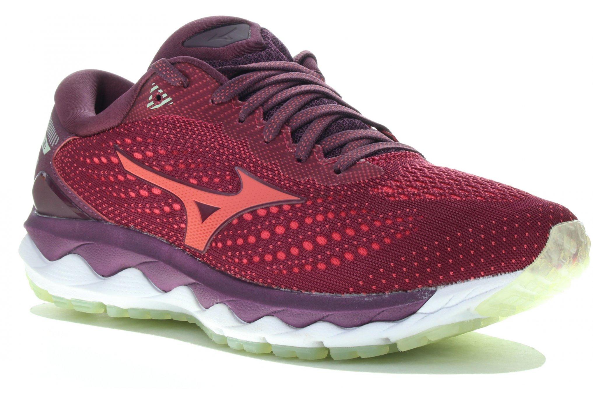 Mizuno Wave Sky 3 Chaussures running femme