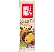 Mulebar Barre énergétique Bio & Vegan - Chocolat/Orange