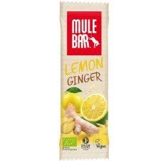 Mulebar Barre énergétique Bio & Vegan - Citron Gingembre