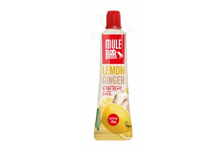 Mulebar Gel Energy  Lemon Zinger Vegan - Citron/Gingembre