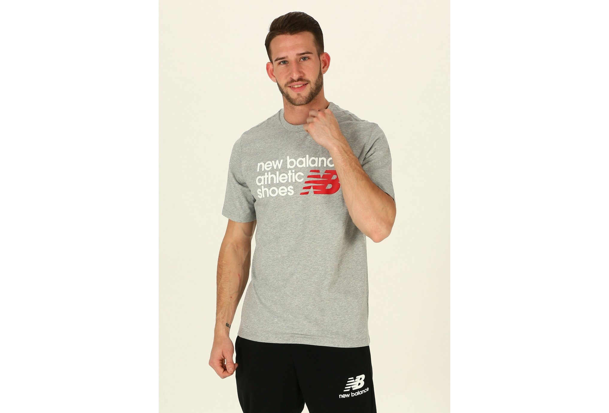 New Balance Athletics Shoe Box M vêtement running homme