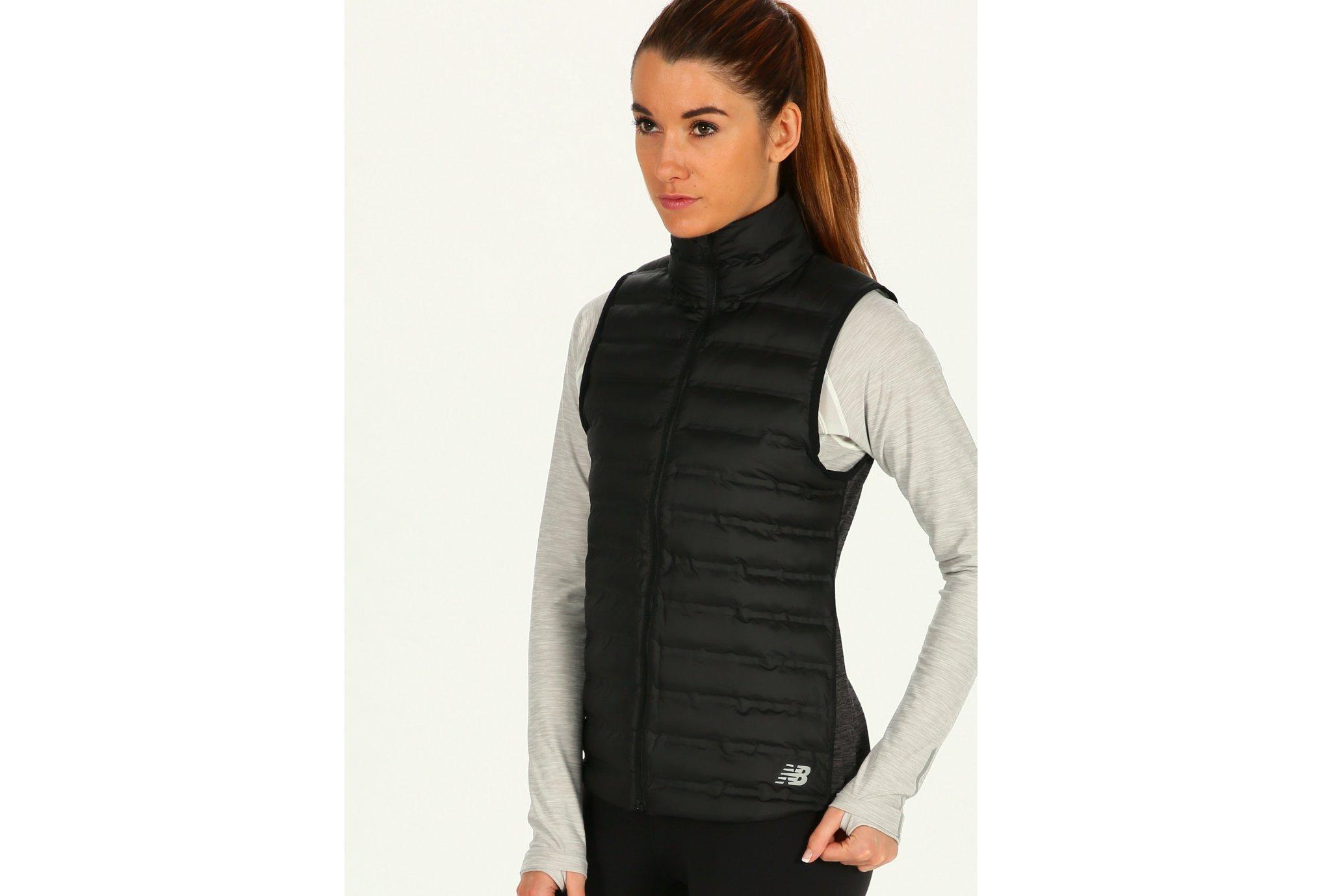New Balance Bonded Radiant Heat W Diététique Vêtements femme