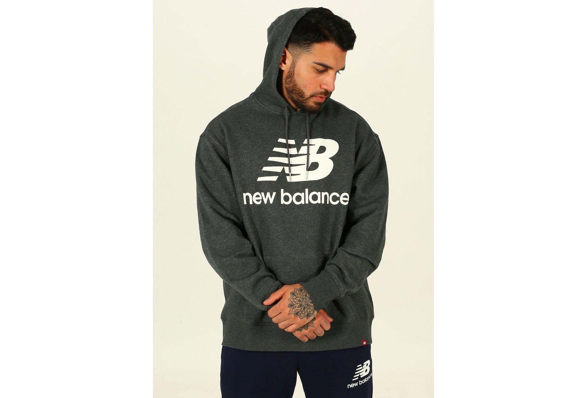 New Balance Essentials Hoodie M vêtement running homme