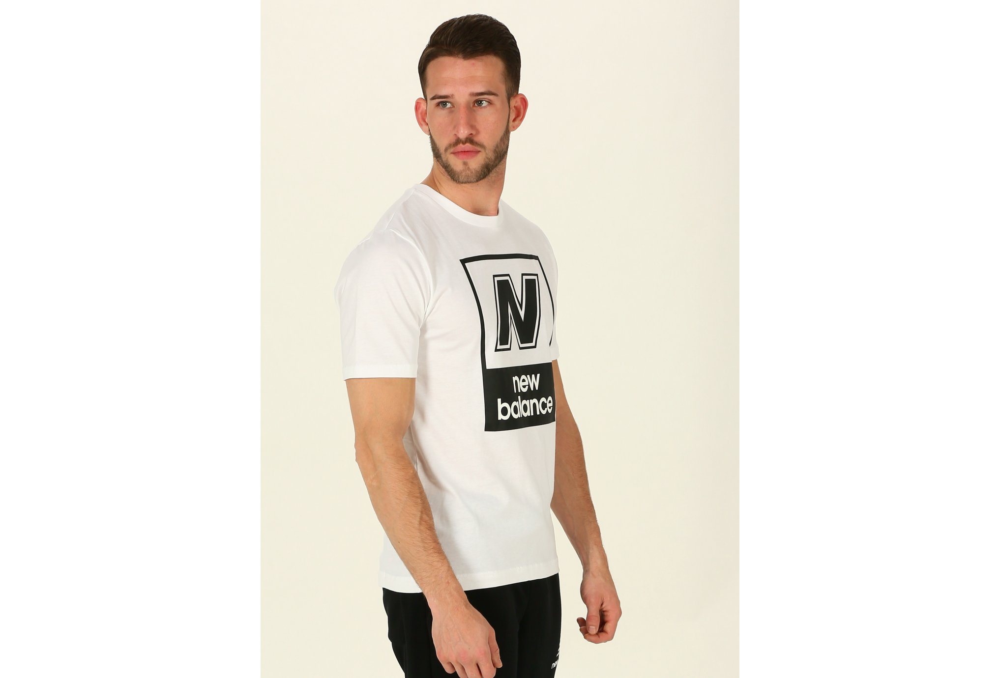 New Balance Essentials N Box M vêtement running homme