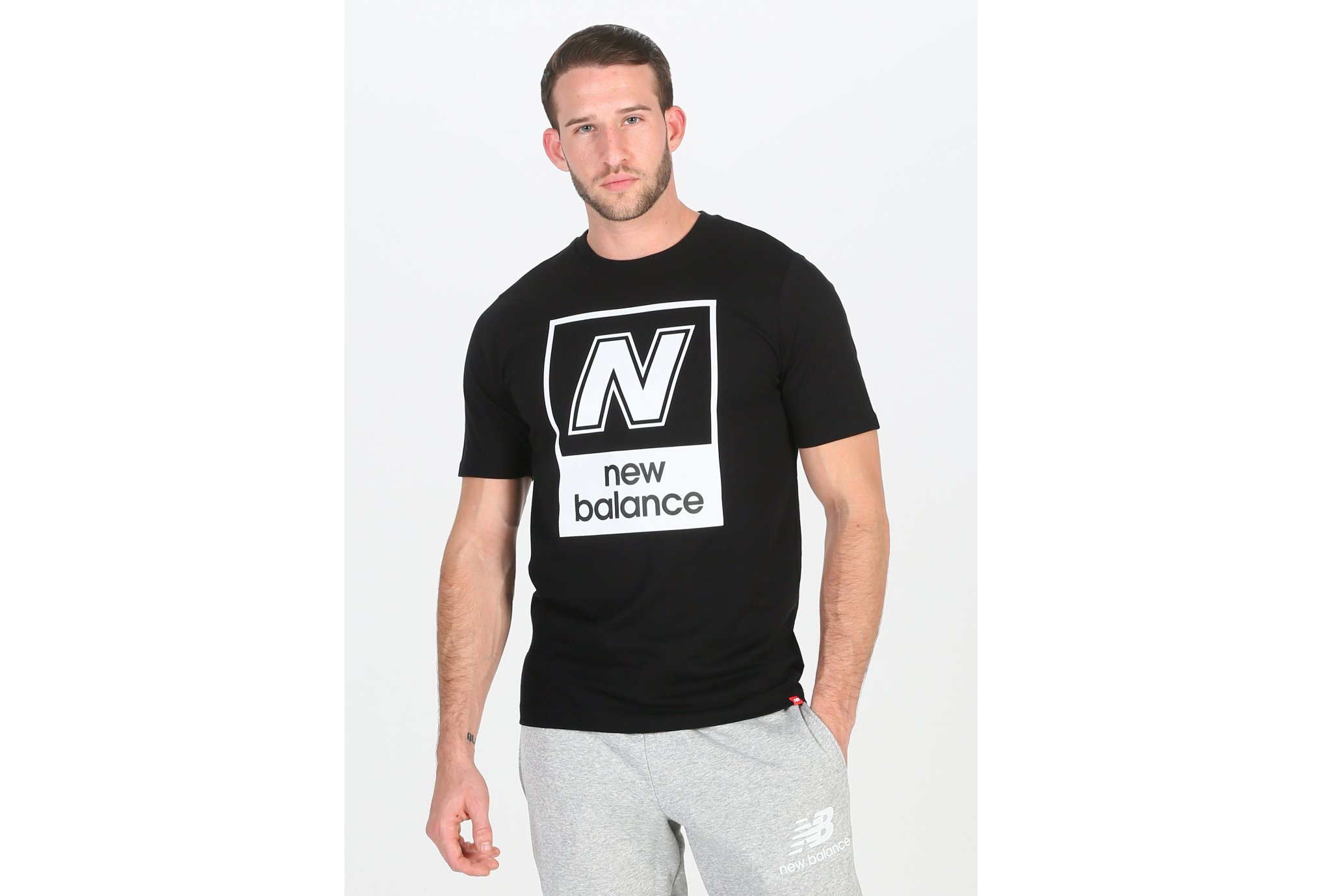 New Balance Essentials N Box M vêtement running homme