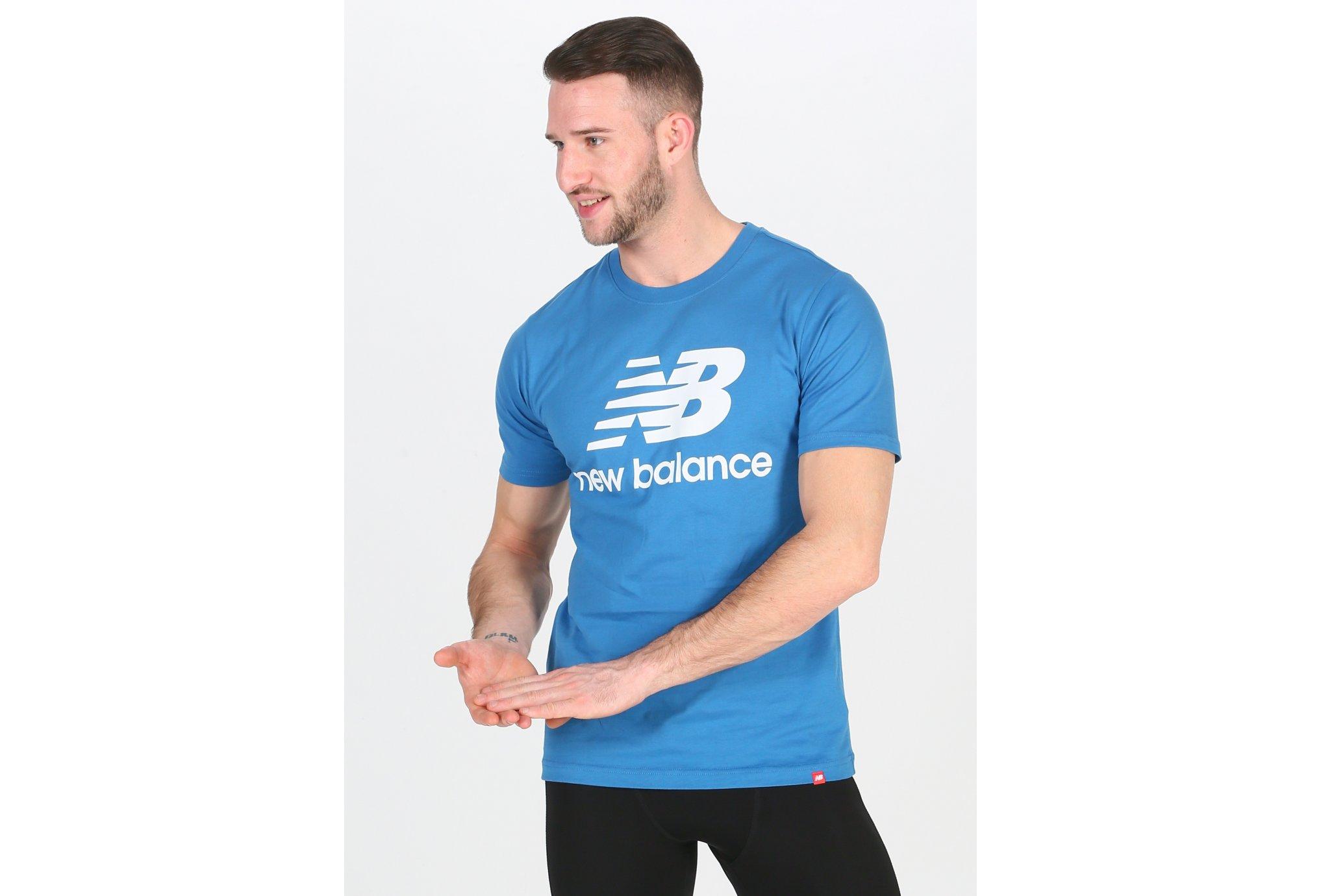 New Balance Essentials Stacked M Diététique Vêtements homme