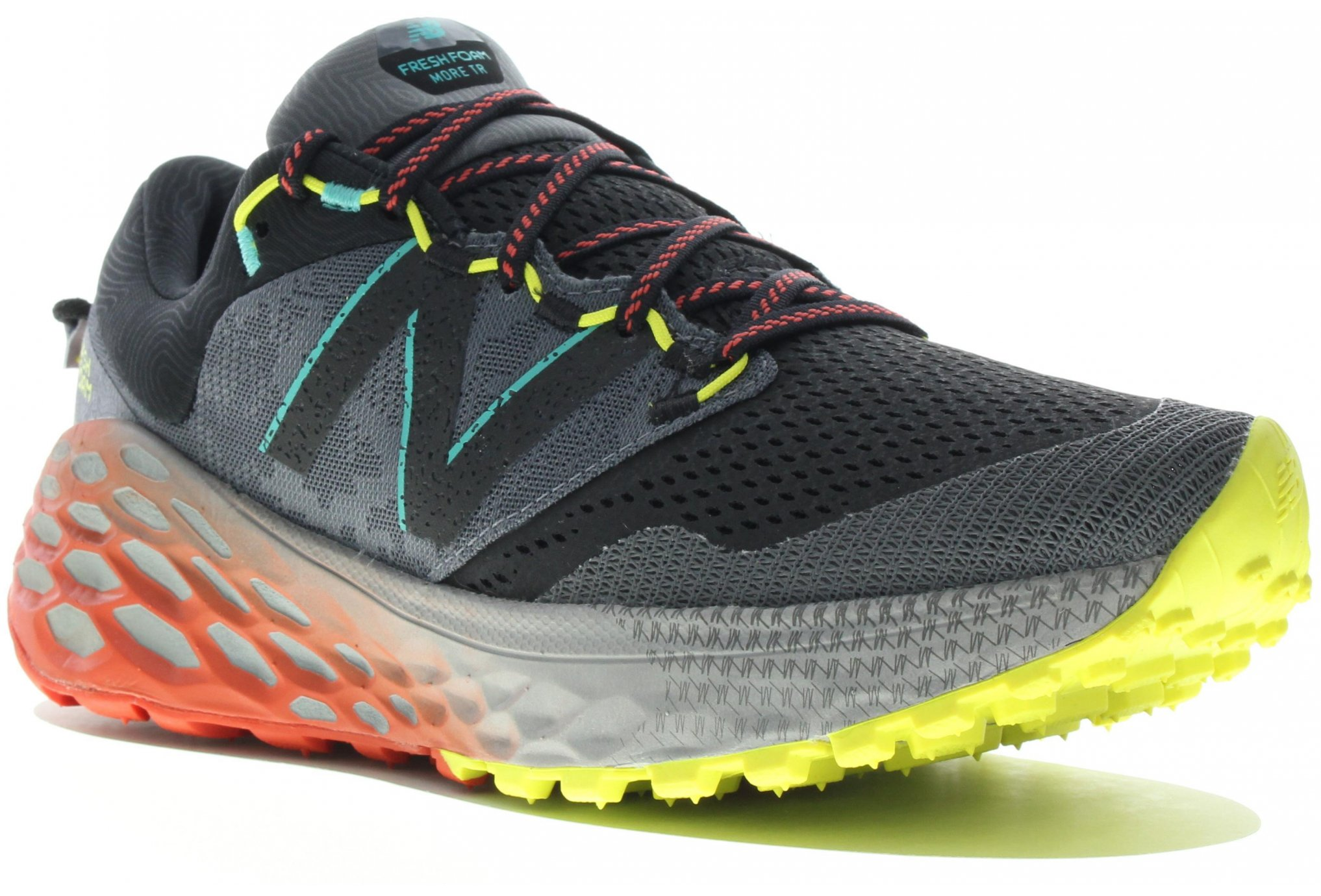 New Balance Fresh Foam More Trail V1 M Diététique Chaussures homme