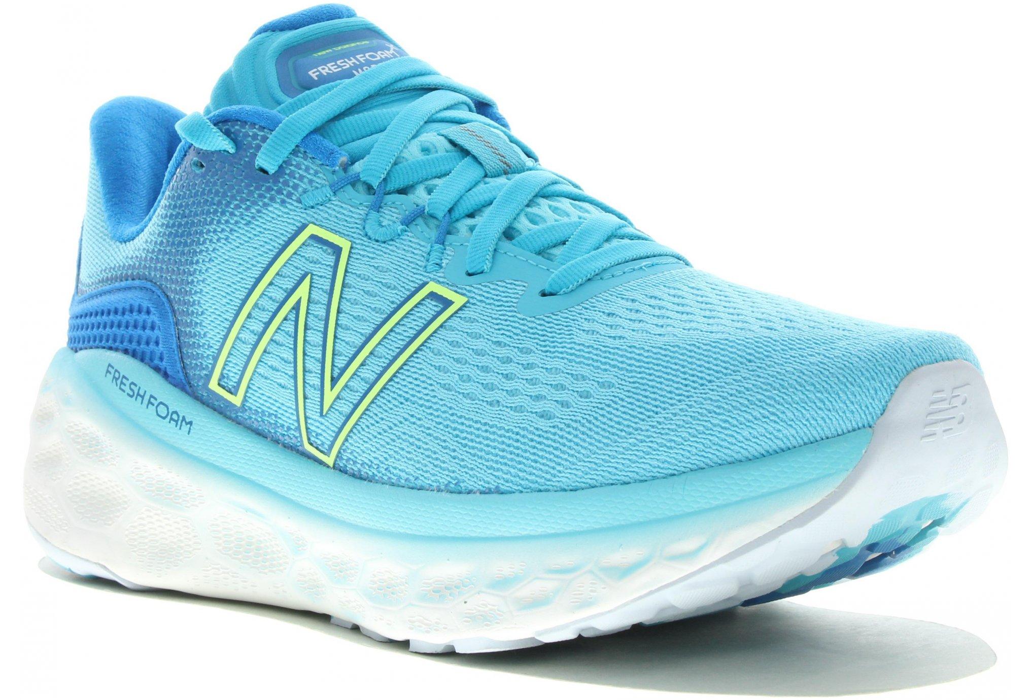 New Balance Fresh Foam More V3 W Chaussures running femme