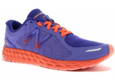 chaussure new balance fresh foam zante v2