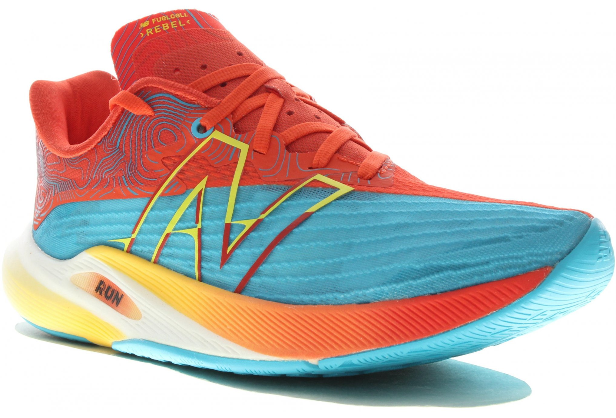 New Balance FuelCell Rebel V2 W Chaussures running femme