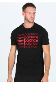 New Balance Graphic Heather Tech M