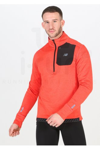 New Balance Heat Quarter 1/2 Zip M