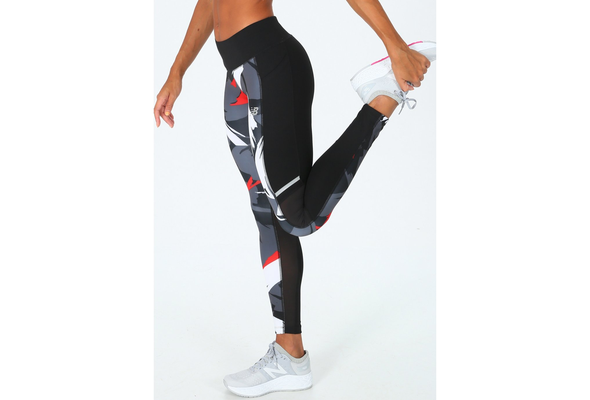 New Balance Impact Print W vêtement running femme