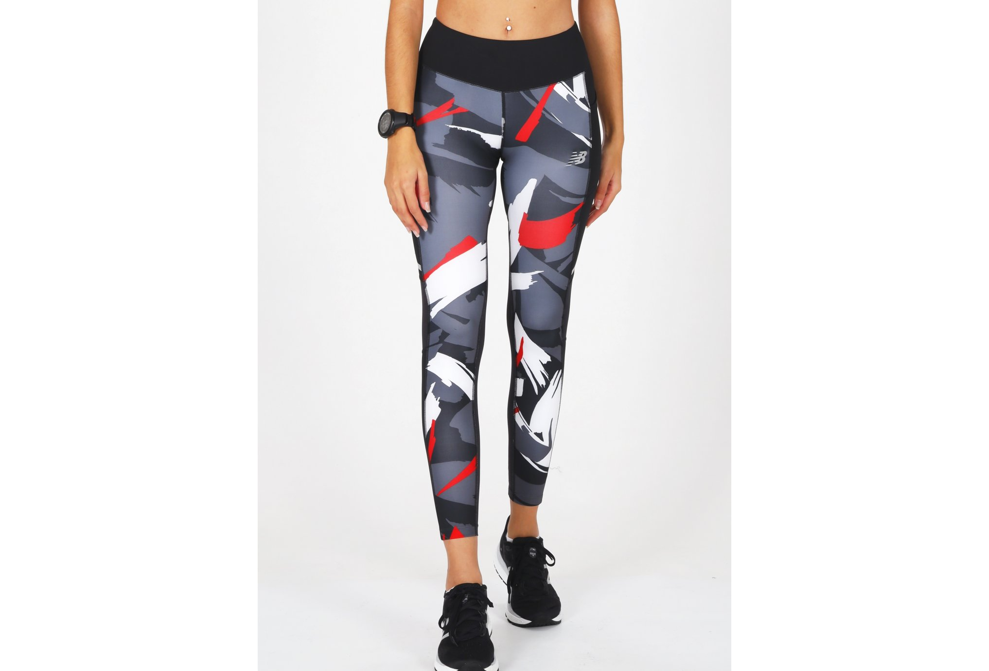New Balance Impact Print W vêtement running femme