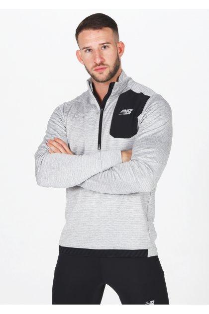 New Balance chaqueta Impact Run Grid Back